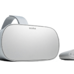 Oculus go and experience VR